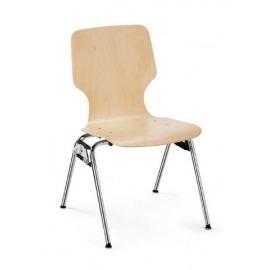 Houten stoel Meeting 2220 (2st.)