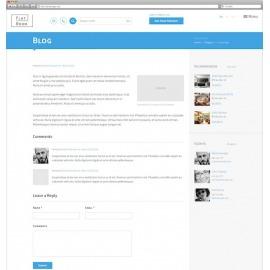 Kant en klare vastgoed website voor makelaars