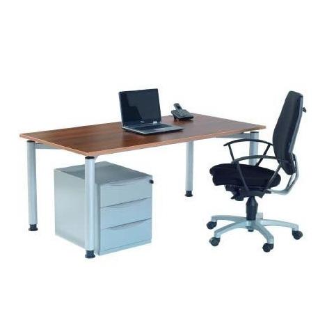 Bisley bureau standaard V-desk