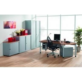 Bisley hoekbureau V-Desk