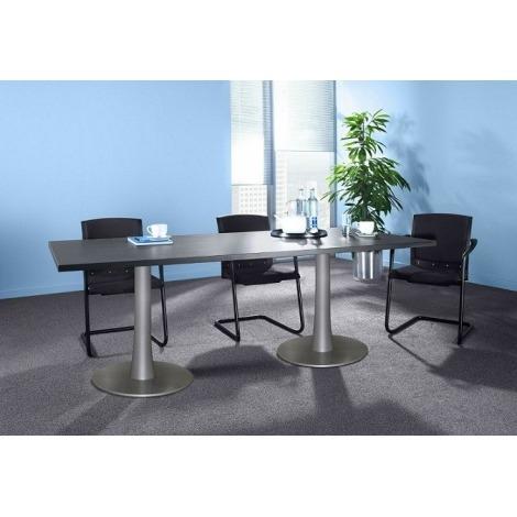 Rechthoekige vergadertafel