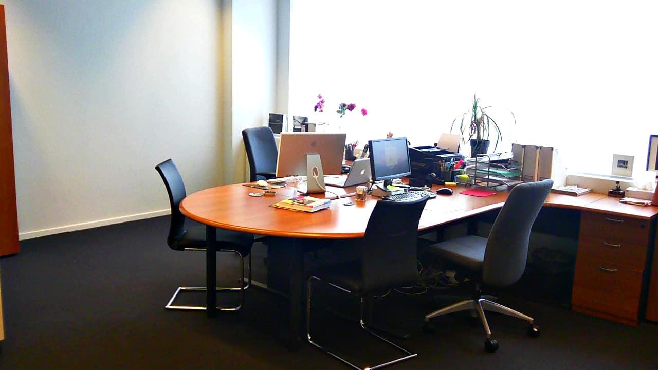 flexibele kantoorruimte rotterdam