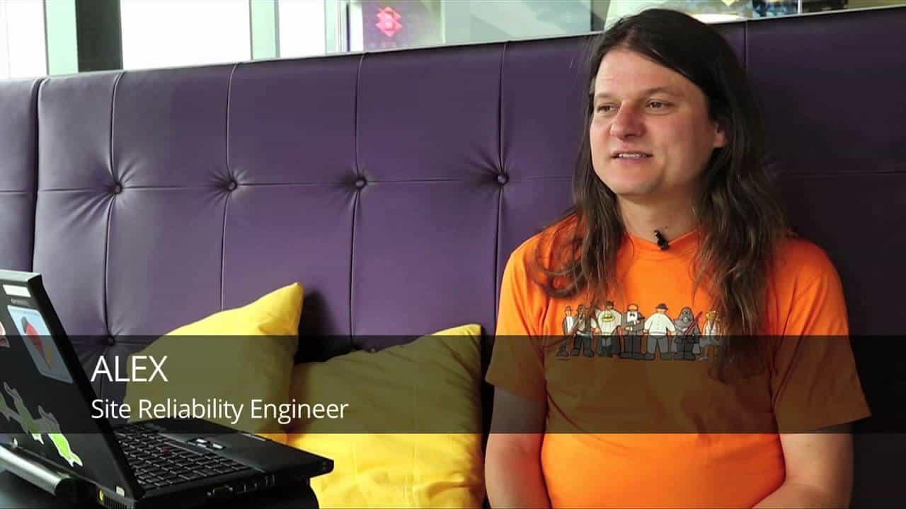 Video thumbnail for youtube video Hoe is het om bij Google te werken?