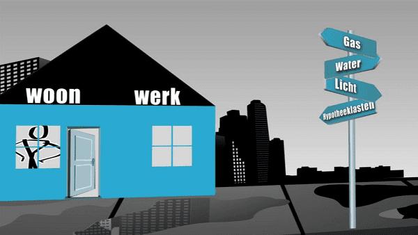 Werkplek thuis belastingdienst