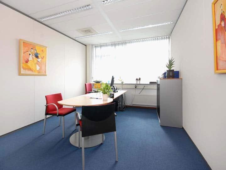 flexibele kantoorruimte werkplek ede huren