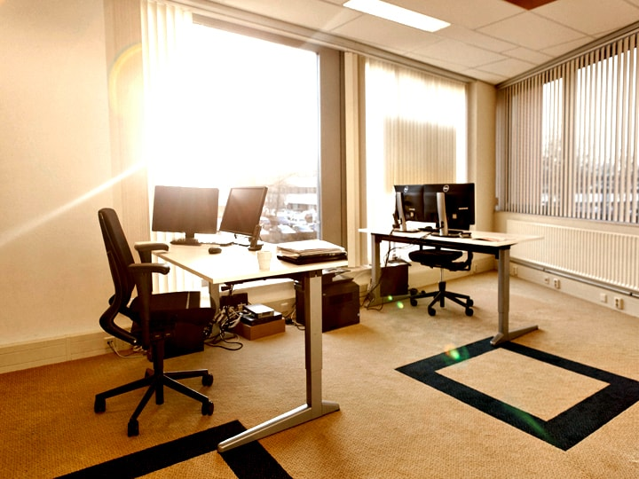 flexibele kantoorruimte werkplek eindhoven huren