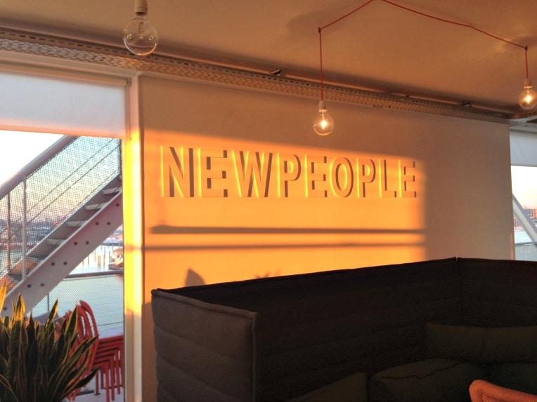 new people kantoorruimte