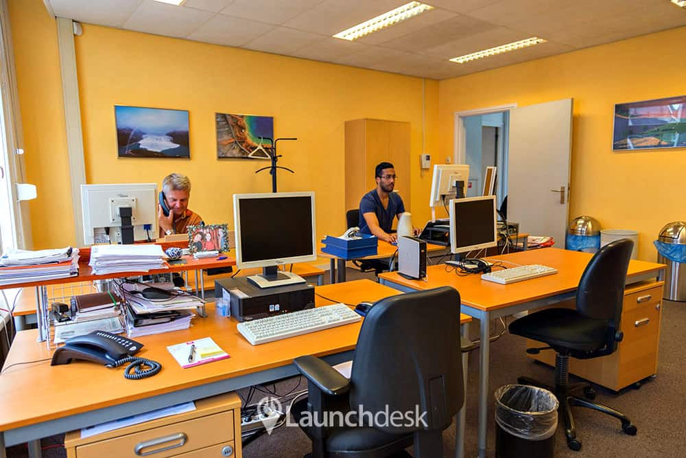 kantoor huren amsterdam