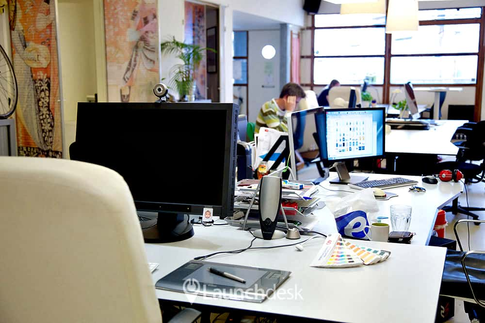 kantoorruimte amsterdam