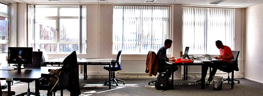 kantoorruimte amsterdam pijp