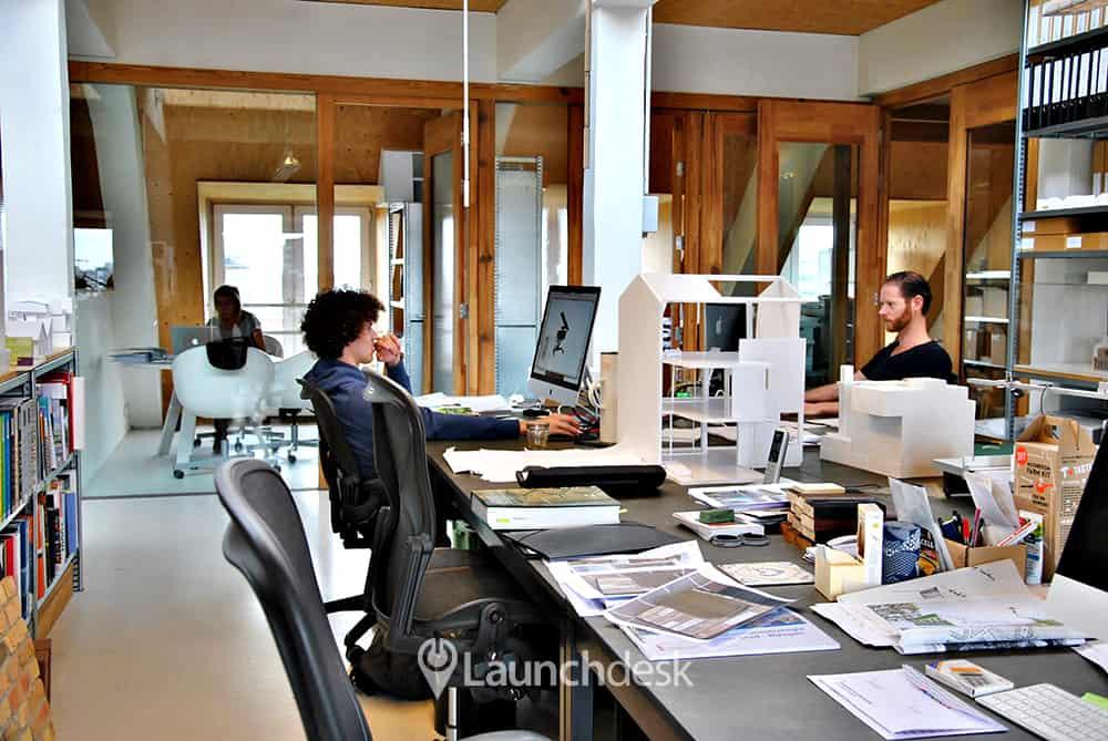 kantoorruimte huren amsterdam-personen
