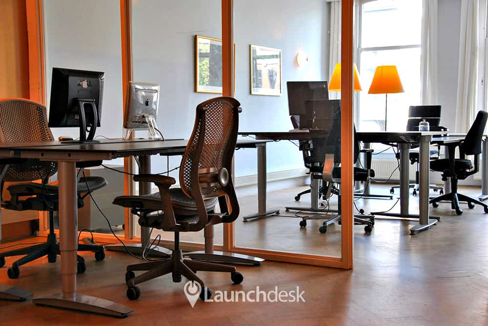 kantoren huren amsterdam