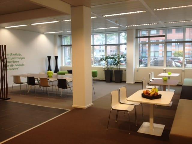 full service kantoorruimte huren amsterdam