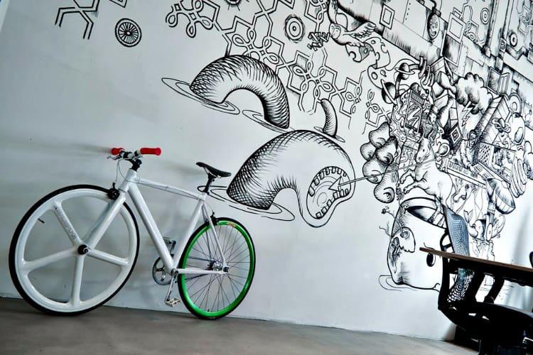 strijp s muurschildering