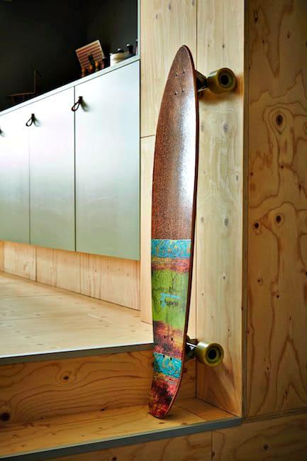 strijp s skateboard