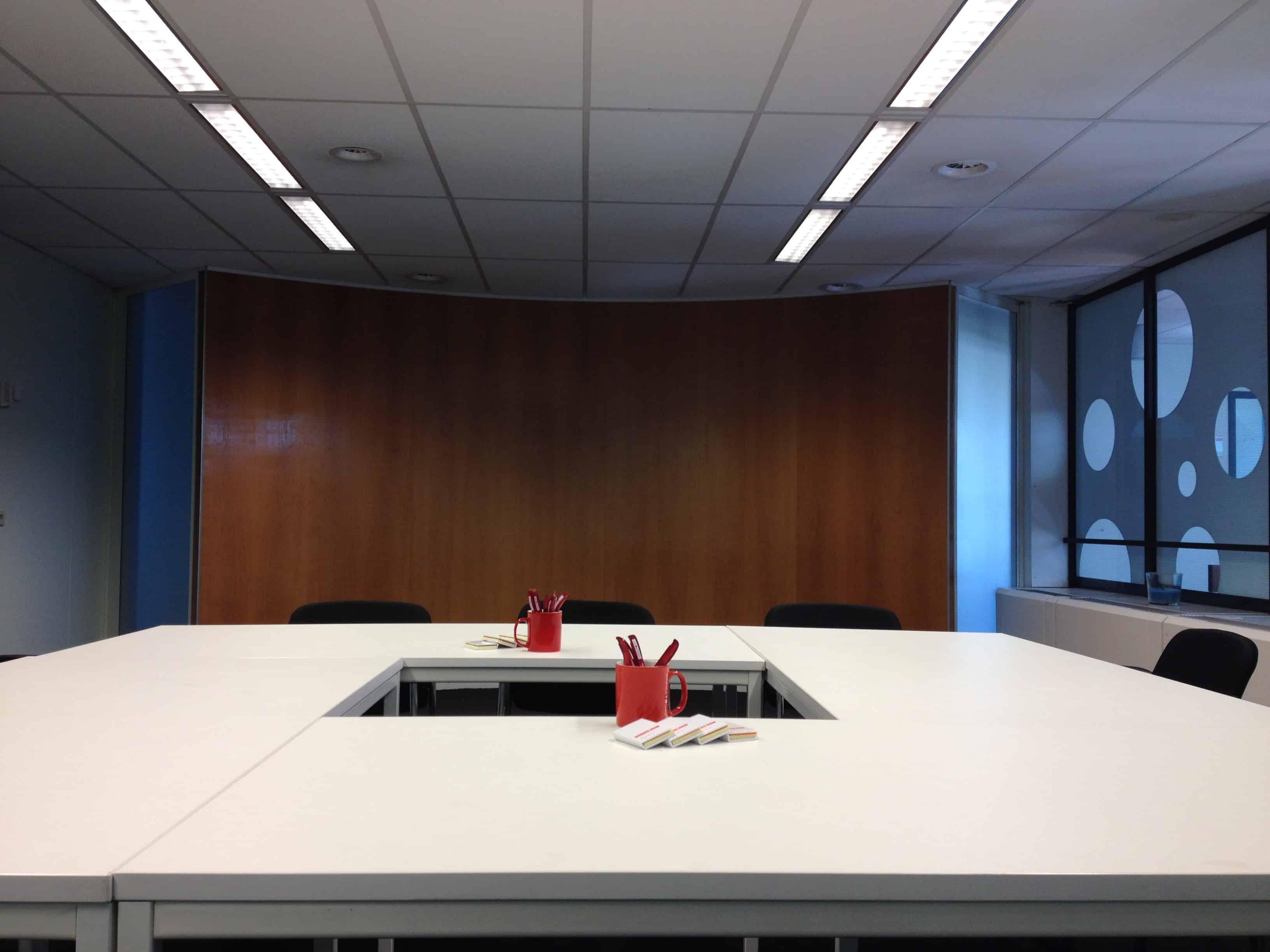 vergaderzaal nieuw