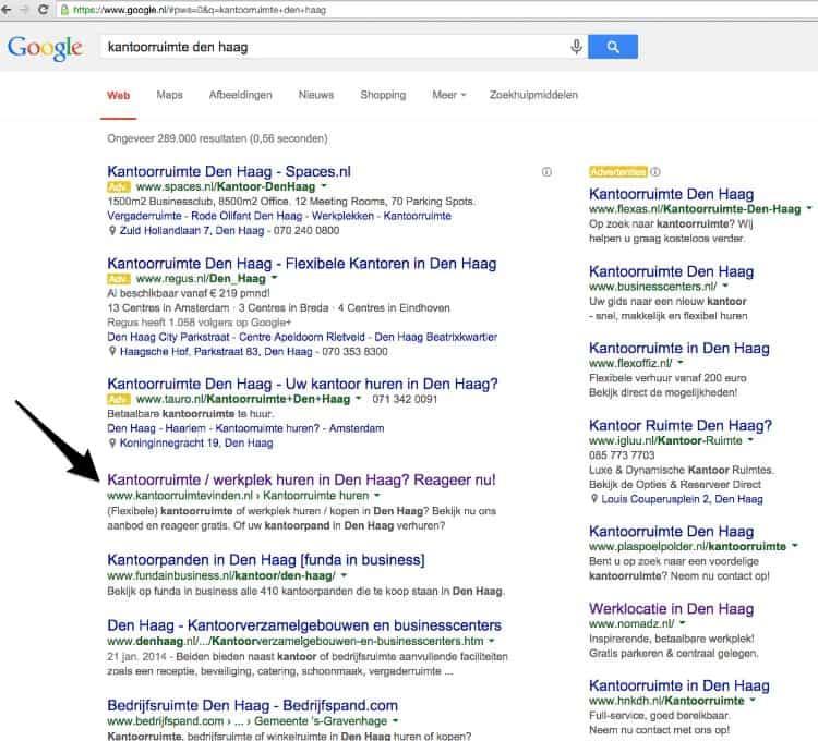 kantoorruimte_den_haag_-_Google_zoeken