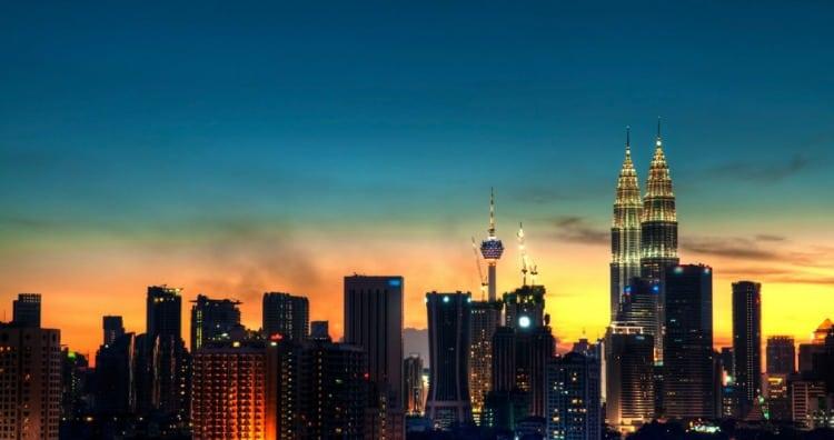 kuala skyline