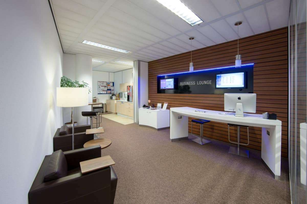 kantoorruimte huren business center breda