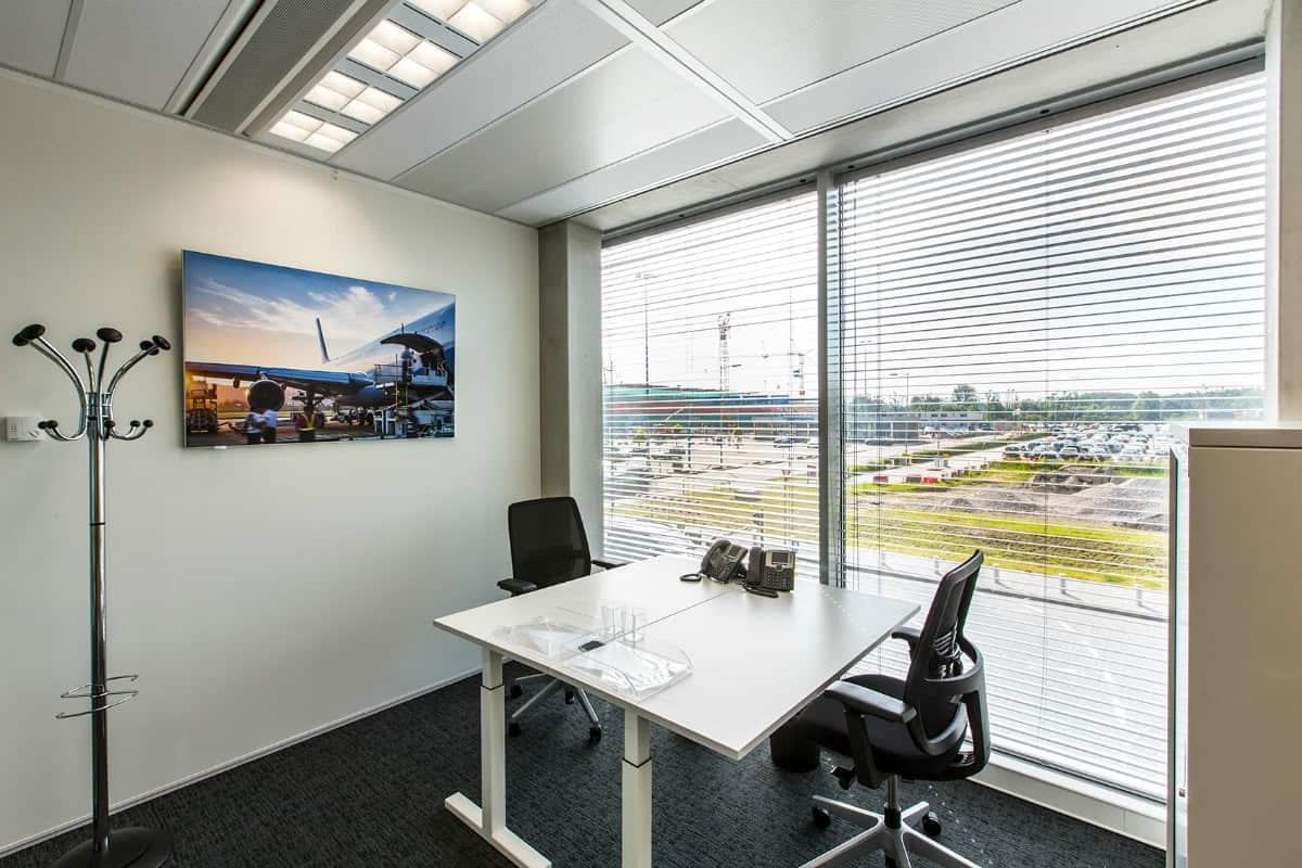 kantoorruimte huren business center rotterdam