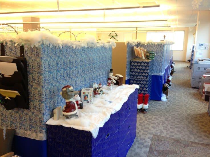 tweede kerst kantoor