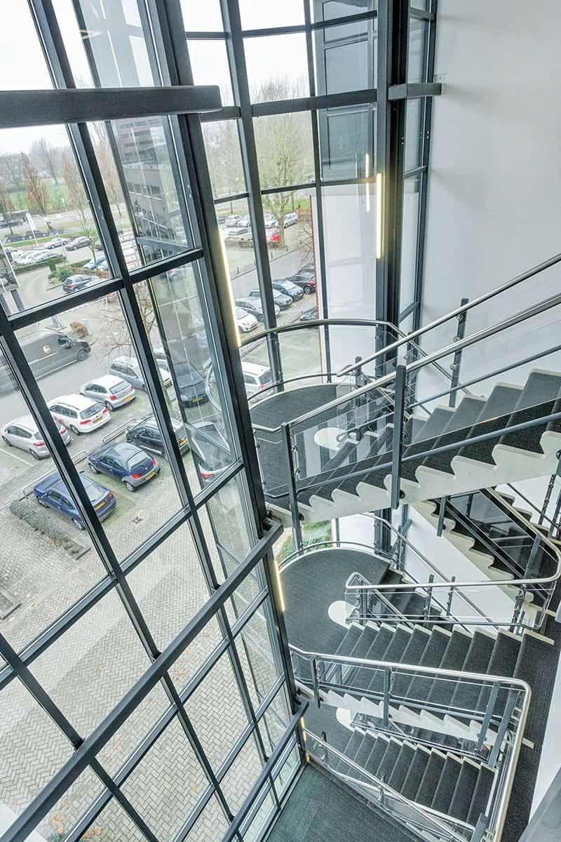 luxe kantoorruimte te huur breda