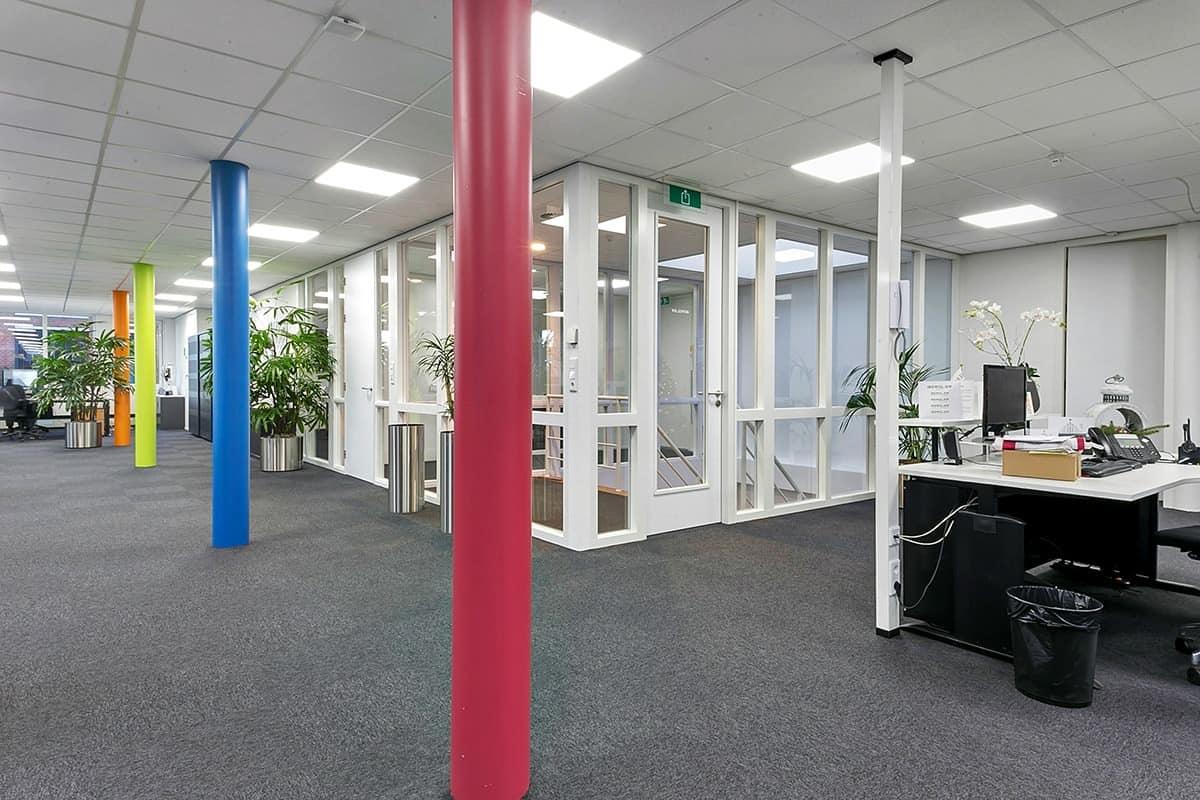 werkplek huren multifunctioneel bedrijfsgebouw breda