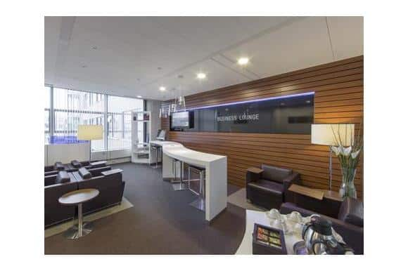 Business Lounge Parkstraat