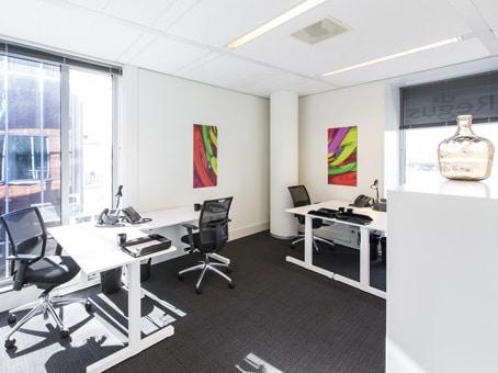 gedeelde kantoor