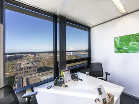 kantoor uitzicht