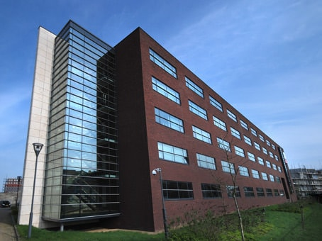 werkplek huren business center breda cere