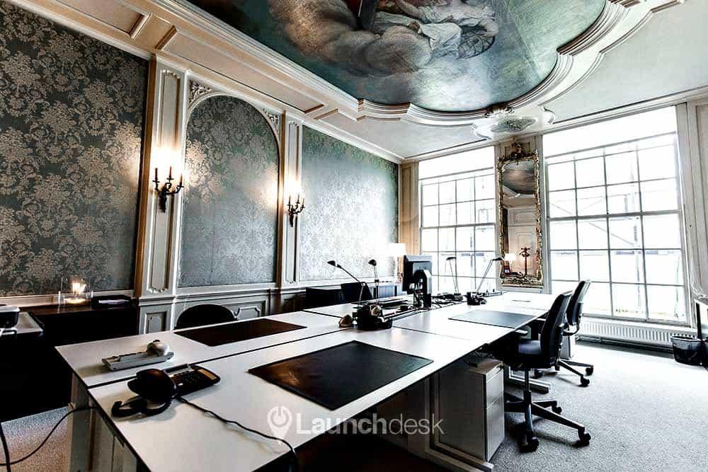 kantoorruimte te huur grachtenpand keizersgracht