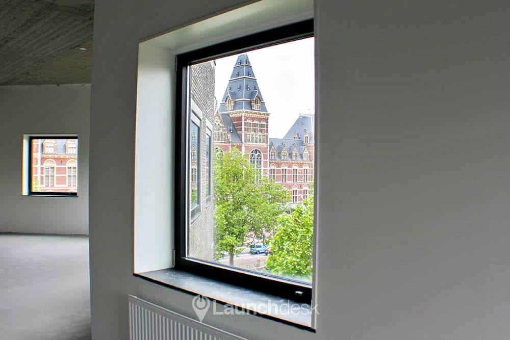 grote kantoorruimtes te huur amsterdam rijksmuseum