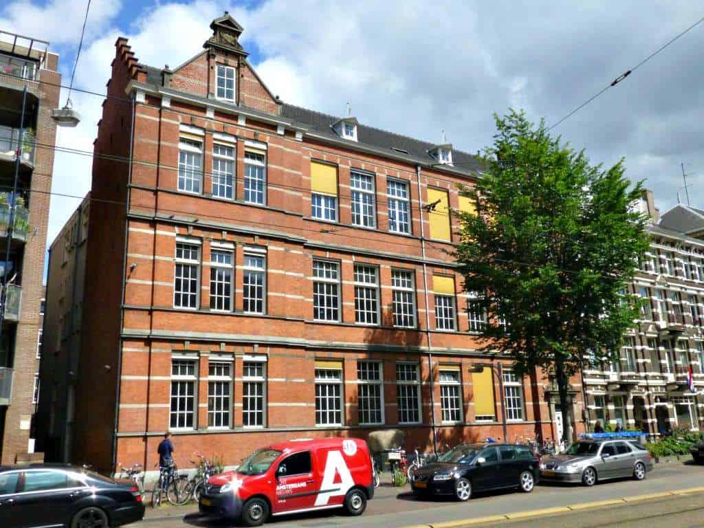 kantoorruimte te huur amsterdam vondelpark