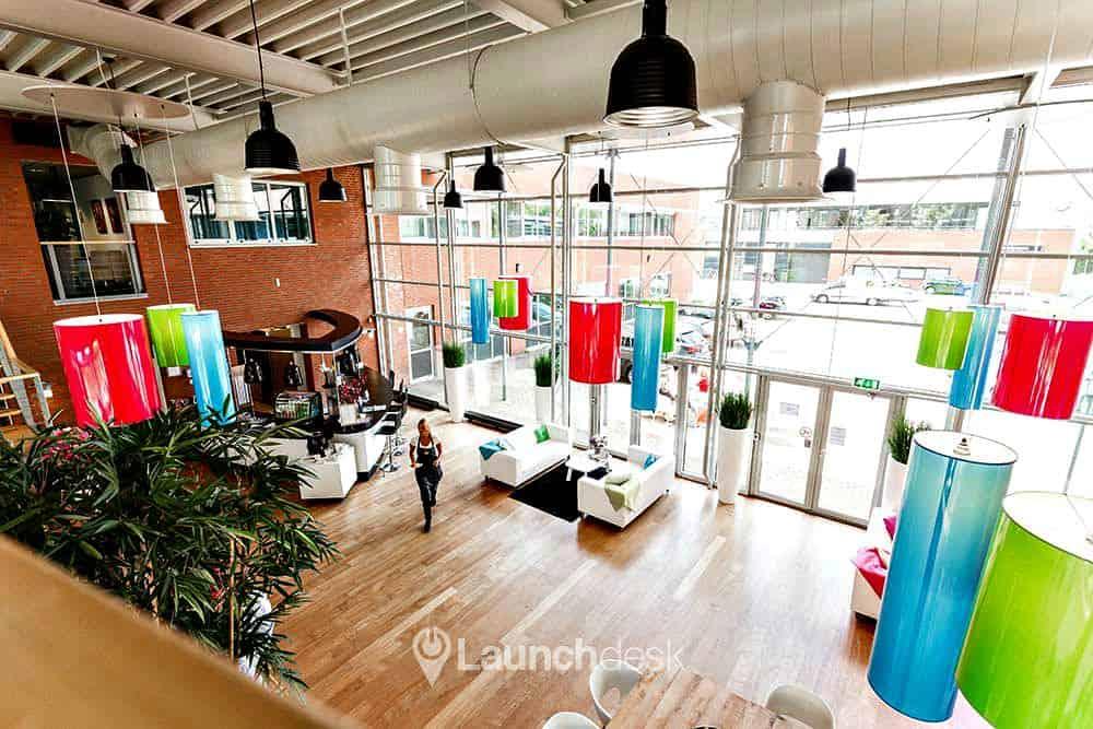 kantoorruimtes te huur bedrijfsverzamelgebouw arnhem oost
