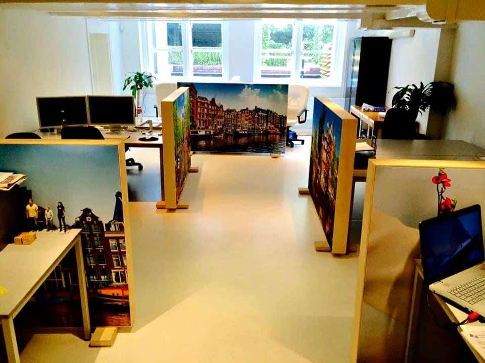 werkplek huren amsterdam herengracht centrum