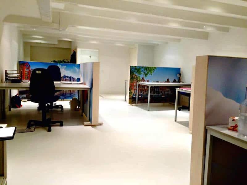 werkplek huren amsterdam herengracht centrum kantoor
