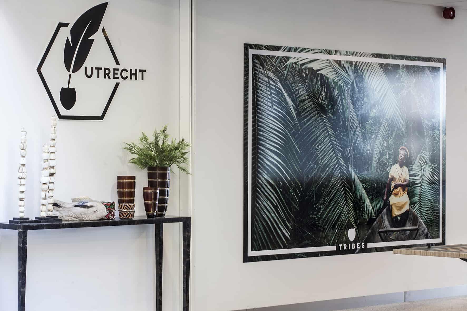 Logo Tribes Utrecht