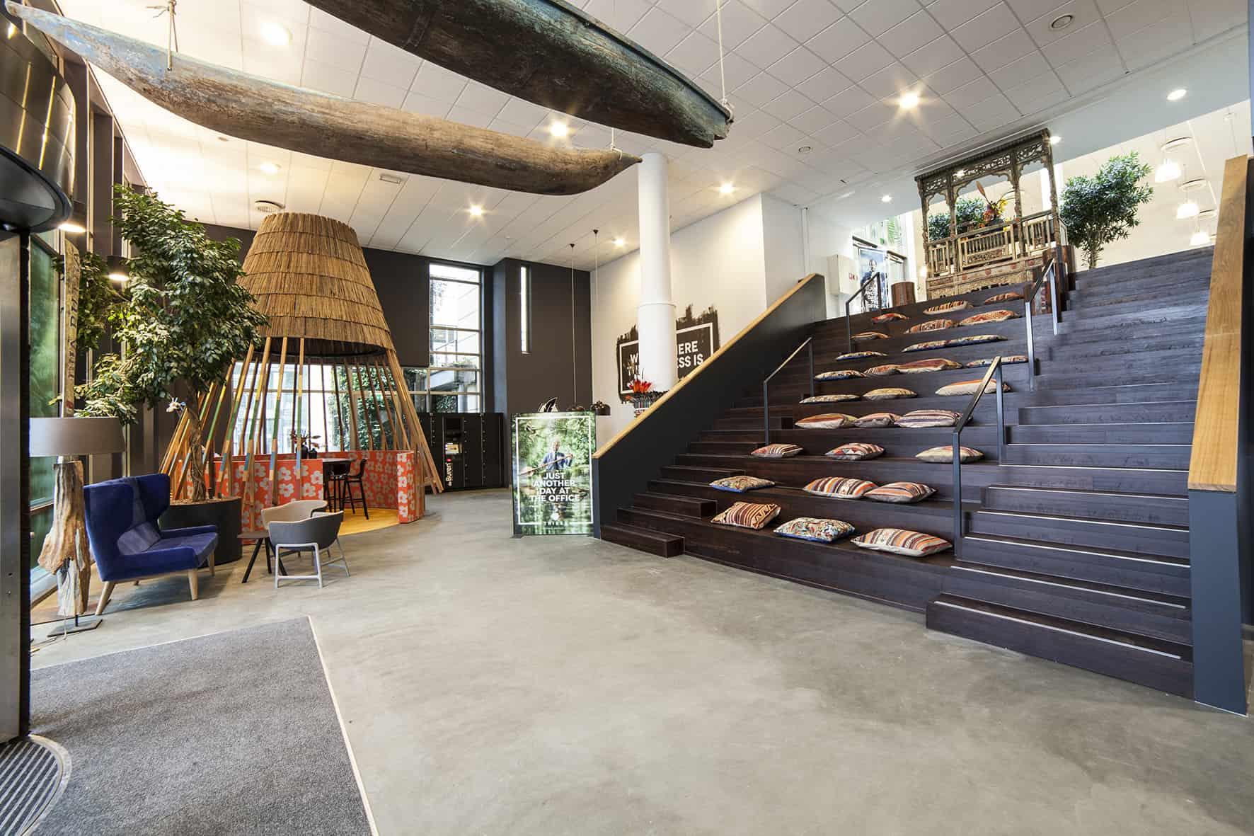 Secoya Stairs 2