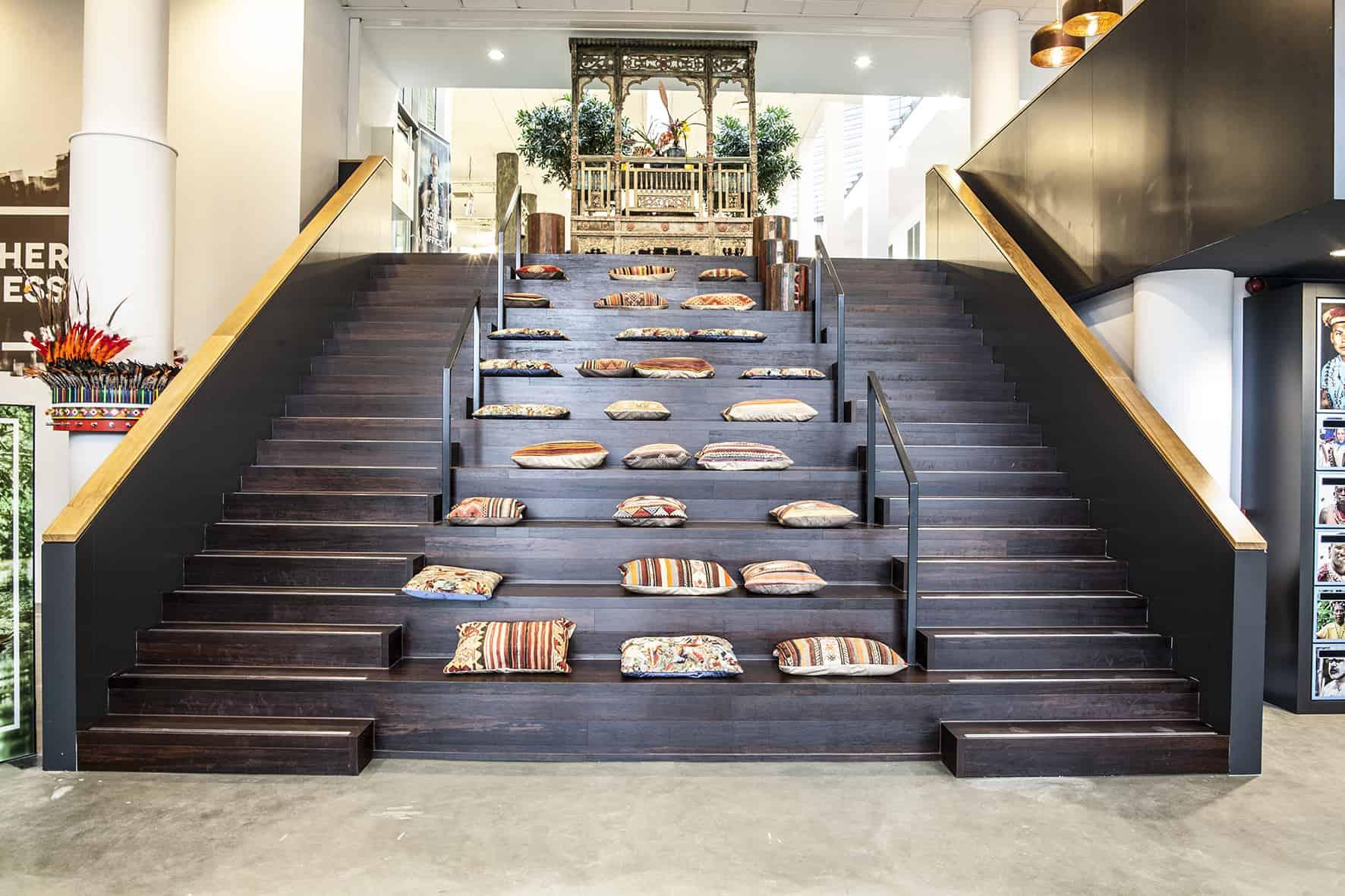 Secoya Stairs
