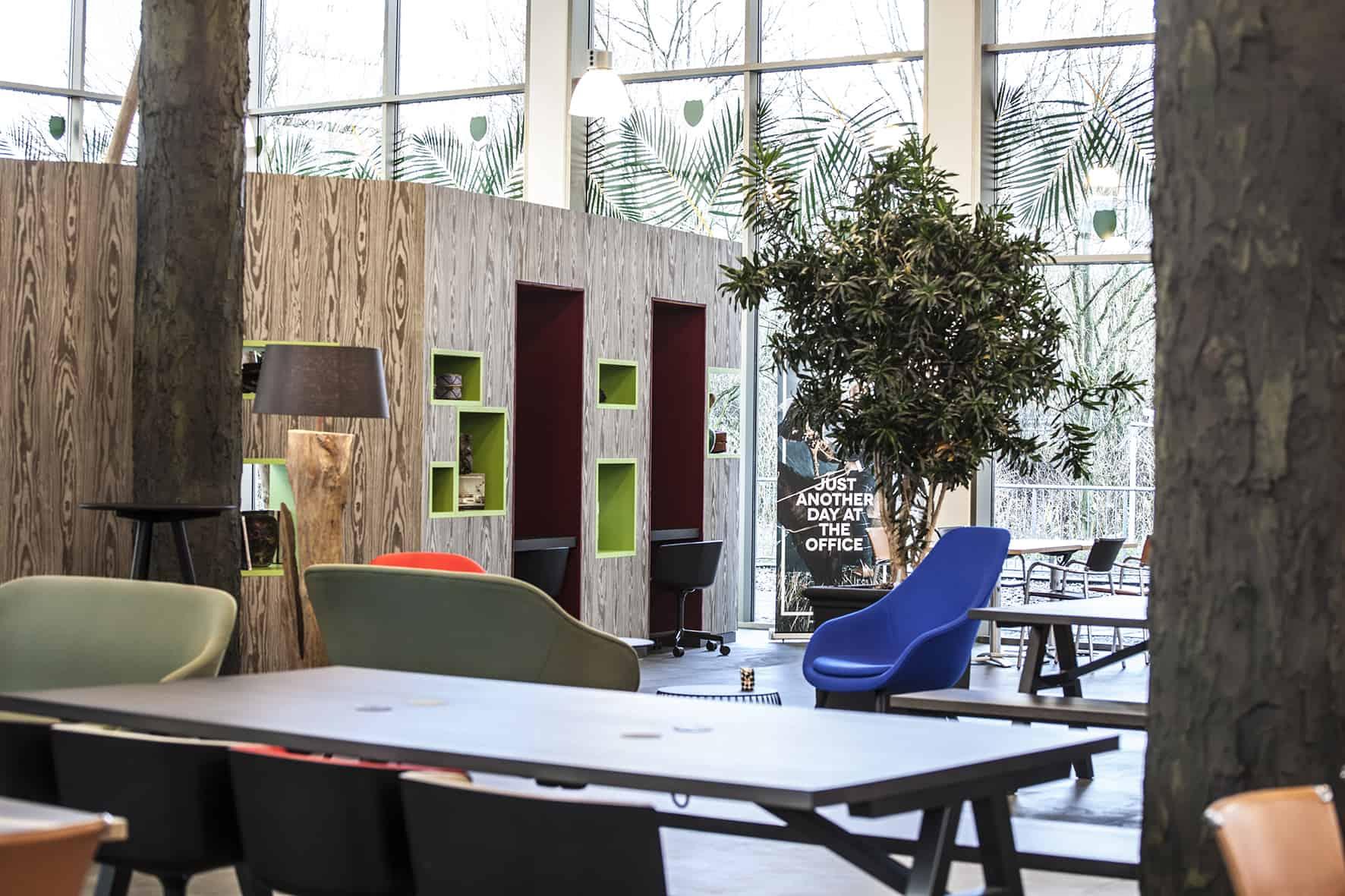 Secoya restaurant lounge