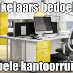 Wat makelaars bedoelen met flexibele kantoorruimte