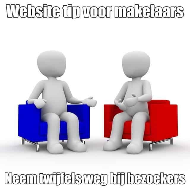 website-tip-makelaars-twijfels-weg-nemen