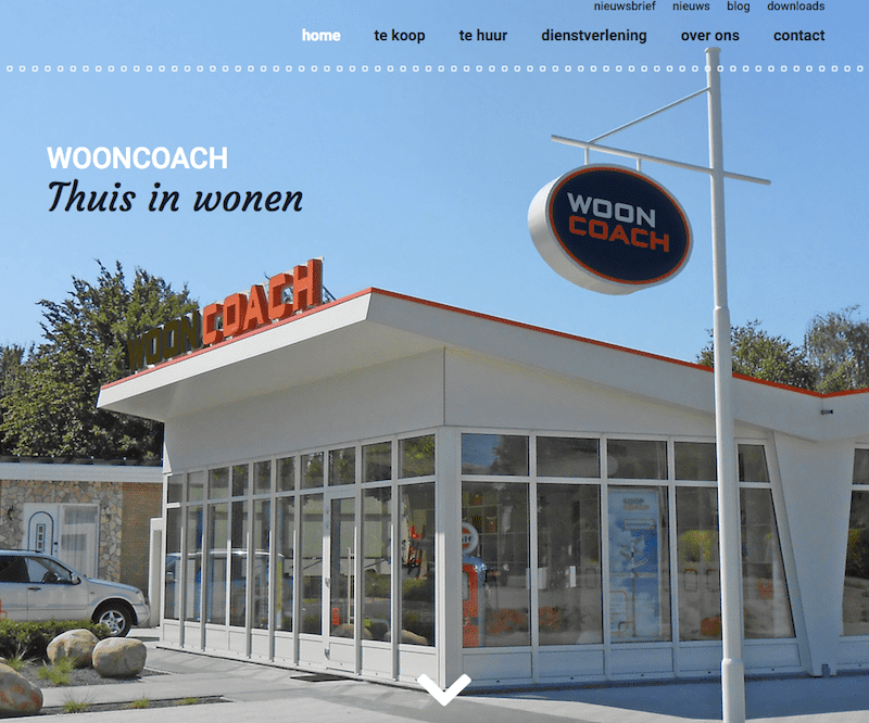 wooncoach website review