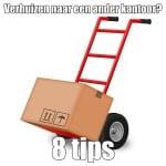 8 tips voor het verhuizen naar een ander kantoor