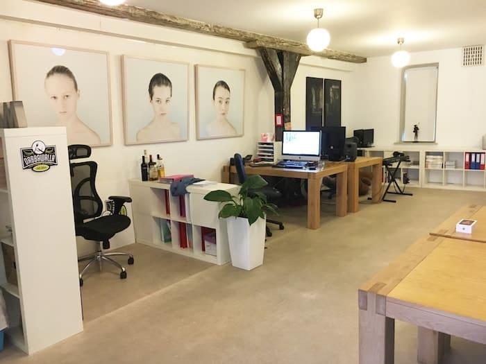 flexibele werkplekken beschikbaar jordaan amsterdam