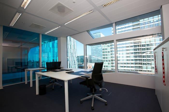 volledig verzorgde kantoorruimte amsterdam zuidas