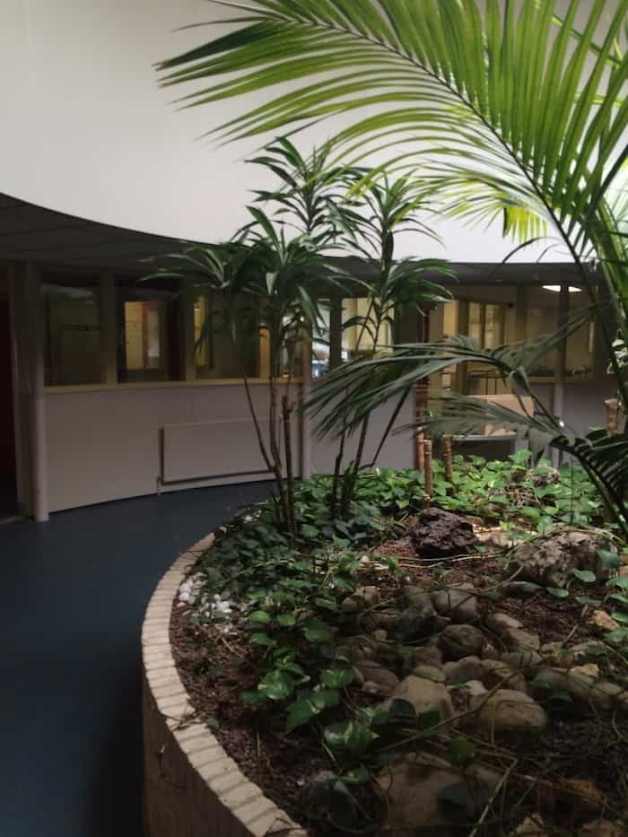 werkplek verzorgingstehuis te huur oude pekela
