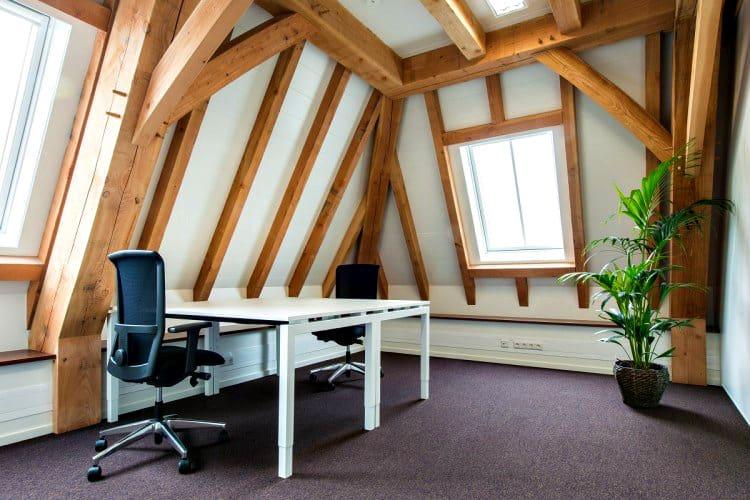 full service kantoorruimte te huur bedrijfsverzamelgebouw breda