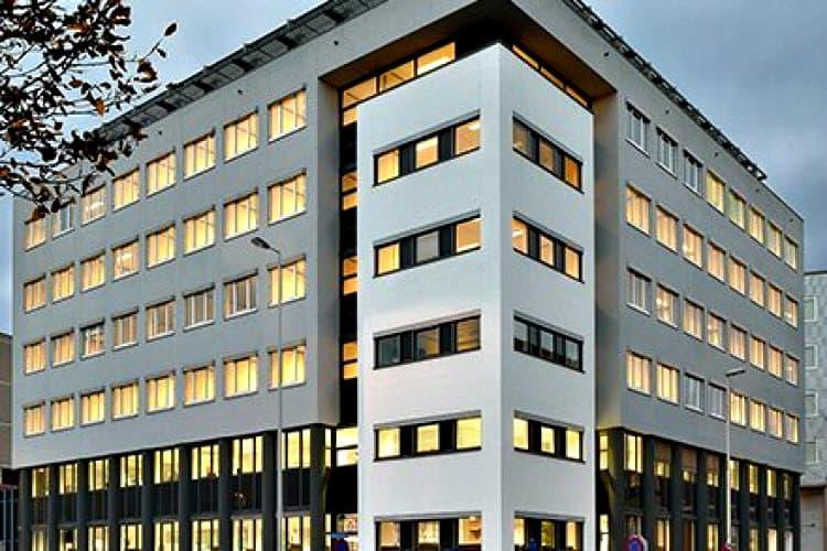 gerenoveerd kantoorgebouw arnhem centrum